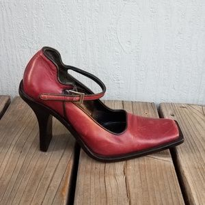 Paolo Iantorno | Unique Italian Leather Red Heels
